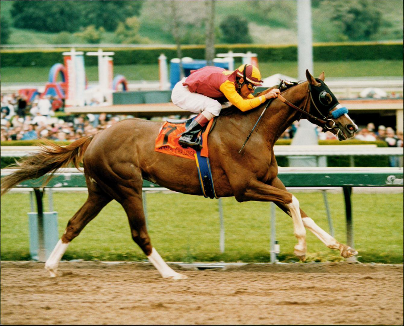Top Horses Of 1999 Bob Baffert Racing Stables