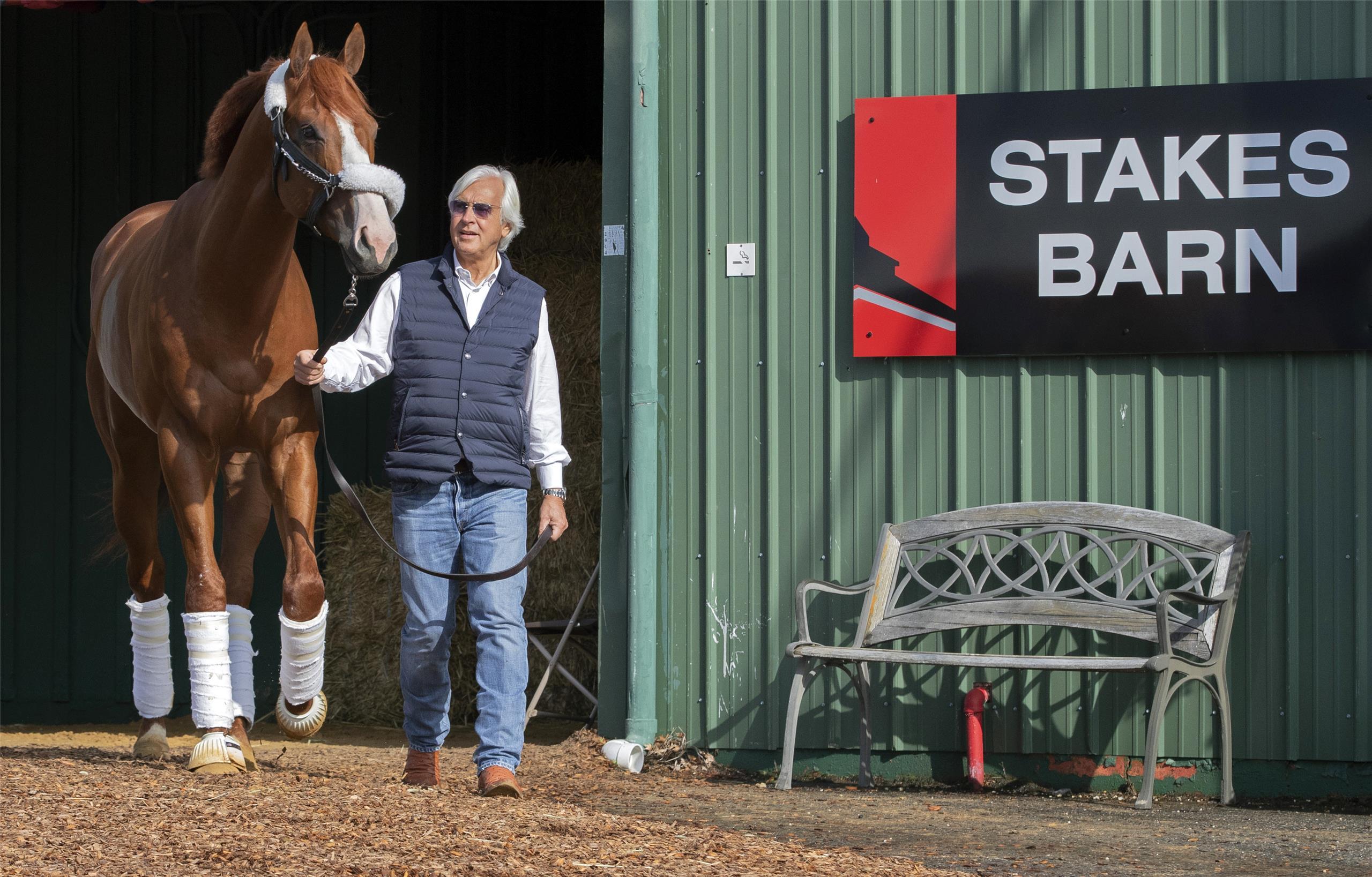 Welcome to Bob Baffert Racing Stables, Inc